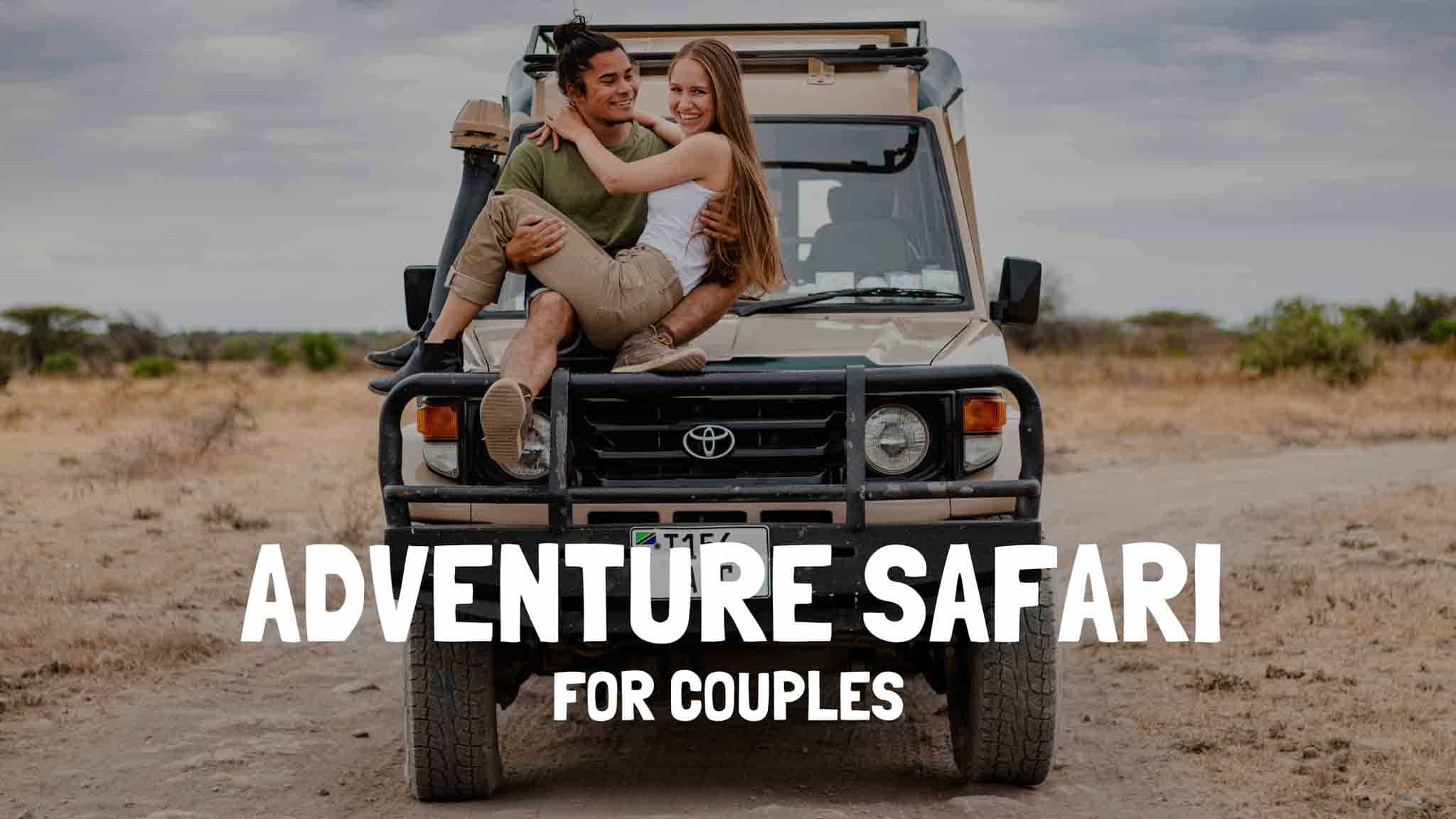 couples tanzania safari and zanzibar